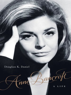 cover image of Anne Bancroft