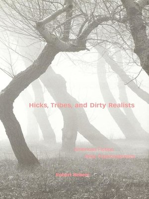 cover image of Hicks, Tribes, and Dirty Realists