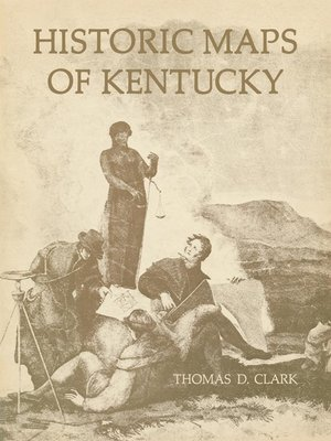 cover image of Historic Maps of Kentucky