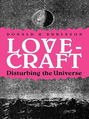 cover image of Lovecraft