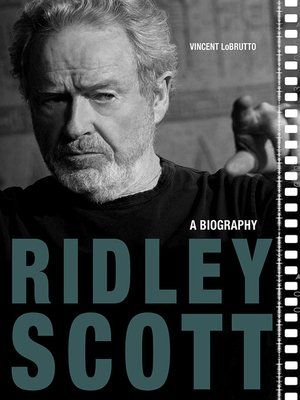 cover image of Ridley Scott