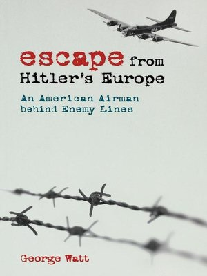 cover image of Escape from Hitler's Europe