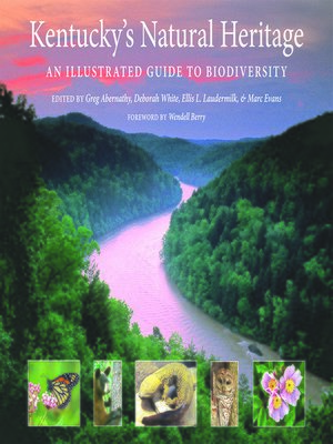 cover image of Kentucky's Natural Heritage