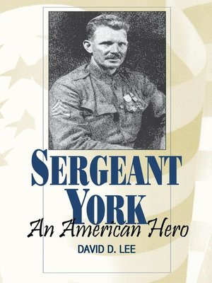 cover image of Sergeant York