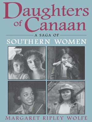 cover image of Daughters of Canaan