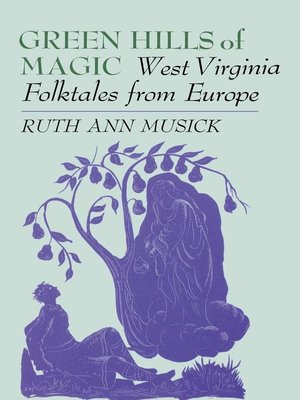 cover image of Green Hills of Magic