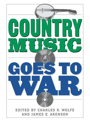 cover image of Country Music Goes to War