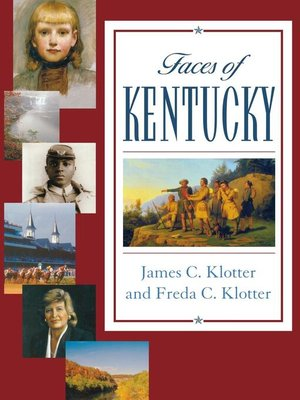 cover image of Faces of Kentucky