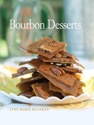 cover image of Bourbon Desserts