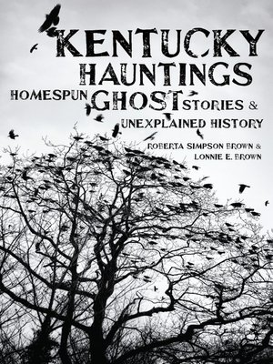 cover image of Kentucky Hauntings