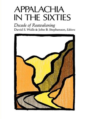cover image of Appalachia in the Sixties