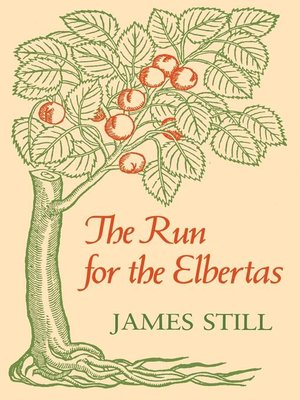 cover image of The Run for the Elbertas