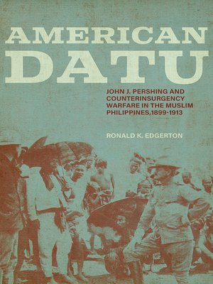cover image of American Datu