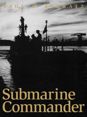 cover image of Submarine Commander