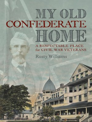 cover image of My Old Confederate Home