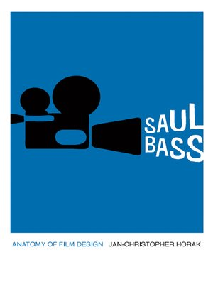 cover image of Saul Bass