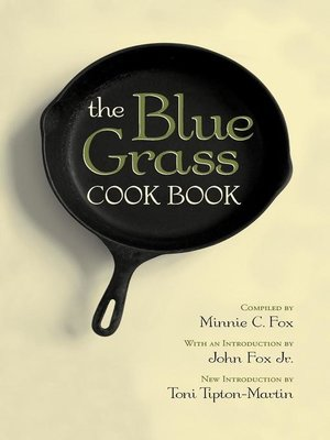 cover image of The Blue Grass Cook Book