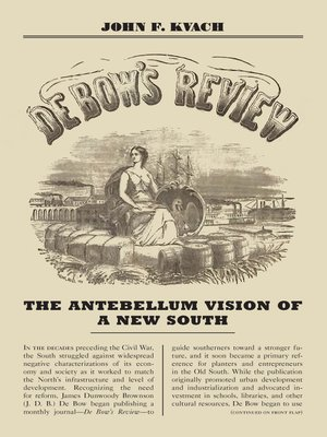 cover image of De Bow's Review