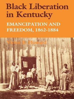 cover image of Black Liberation in Kentucky