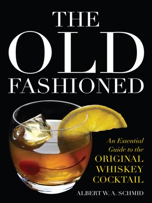 cover image of The Old Fashioned