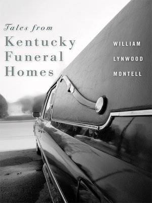 cover image of Tales from Kentucky Funeral Homes