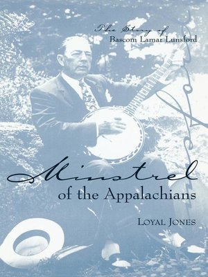cover image of Minstrel of the Appalachians