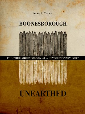 cover image of Boonesborough Unearthed