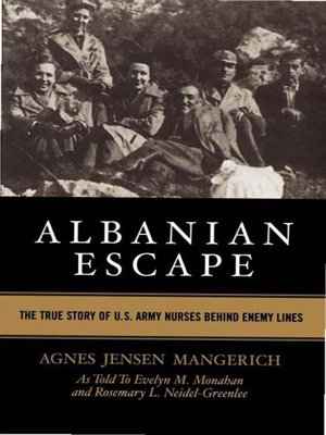 cover image of Albanian Escape