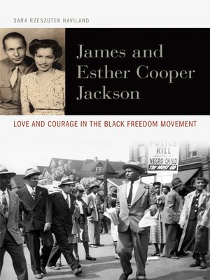 cover image of James and Esther Cooper Jackson
