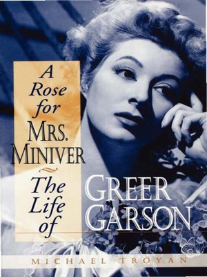 cover image of A Rose for Mrs. Miniver