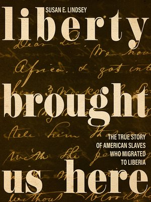 cover image of Liberty Brought Us Here