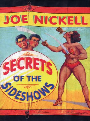 cover image of Secrets of the Sideshows
