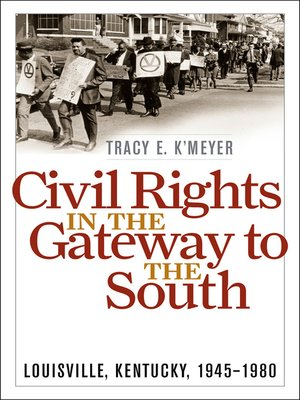 cover image of Civil Rights in the Gateway to the South