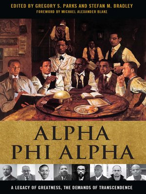 cover image of Alpha Phi Alpha