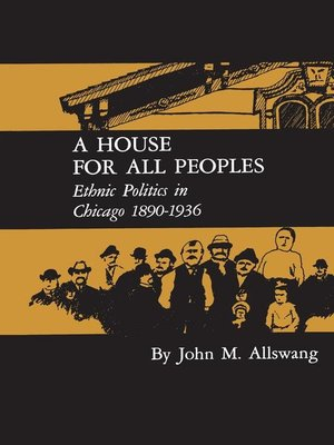 cover image of A House for All Peoples