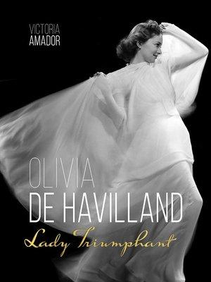 cover image of Olivia de Havilland
