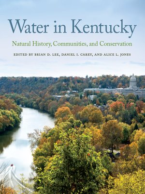 cover image of Water in Kentucky
