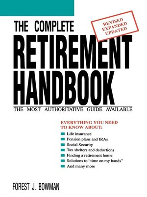 cover image of The Complete Retirement Handbook