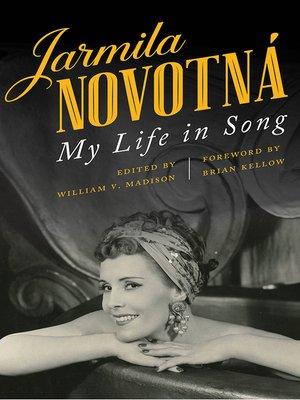 cover image of Jarmila Novotná