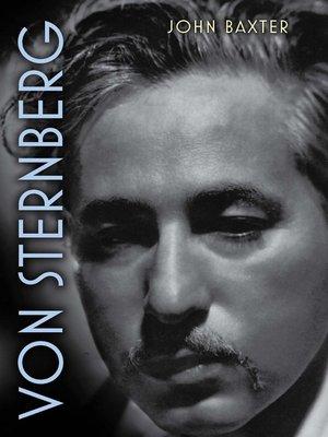 cover image of Von Sternberg