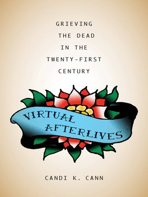 cover image of Virtual Afterlives