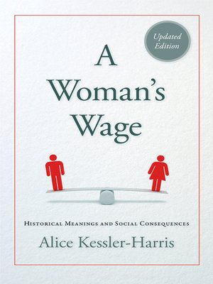 cover image of A Woman's Wage