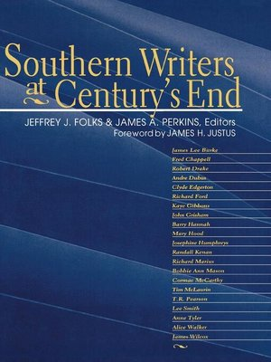 cover image of Southern Writers at Century's End