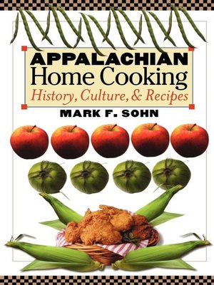 cover image of Appalachian Home Cooking