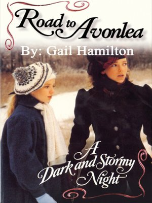 cover image of A Dark and Stormy Night