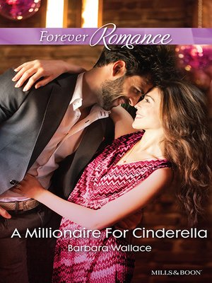 cover image of A Millionaire For Cinderella
