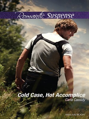 cover image of Cold Case, Hot Accomplice