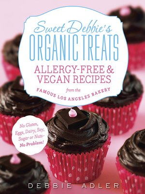 cover image of Sweet Debbie's Organic Treats