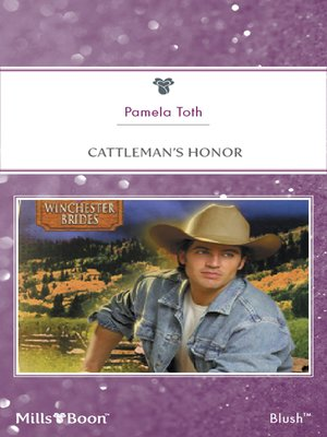 cover image of Cattleman's Honor