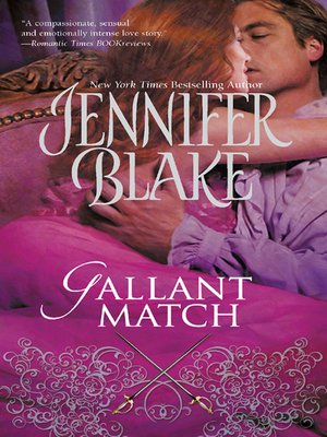 cover image of Gallant Match